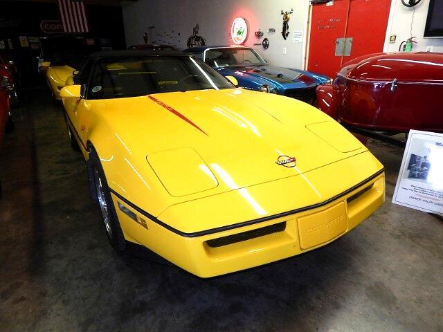 1990 Chevrolet Corvette Indy Festival