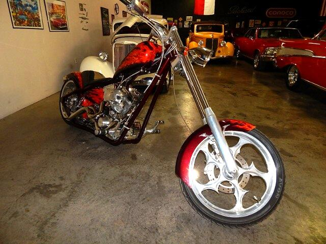 2004 Big Dog Ridgeback Custom