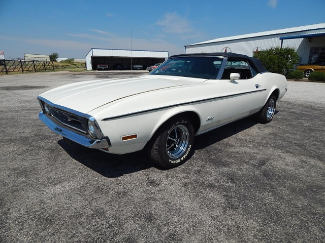 1972 Ford Mustang 2dr Conv Deluxe
