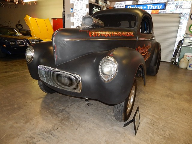 1941 Willys Coupe American Gasser
