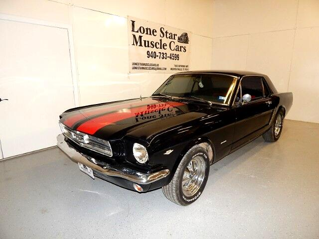 1965 Ford Mustang 2dr Coupe