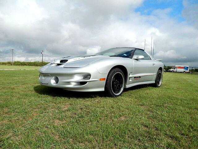 2002 Pontiac Firebird 2dr Coupe Trans Am