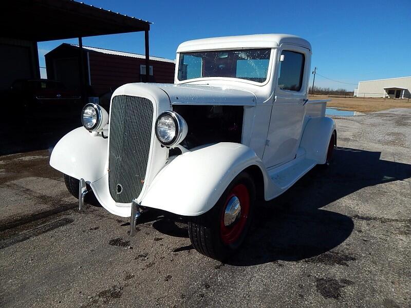 1934 Chevrolet Trucks Pickup Tall Cab