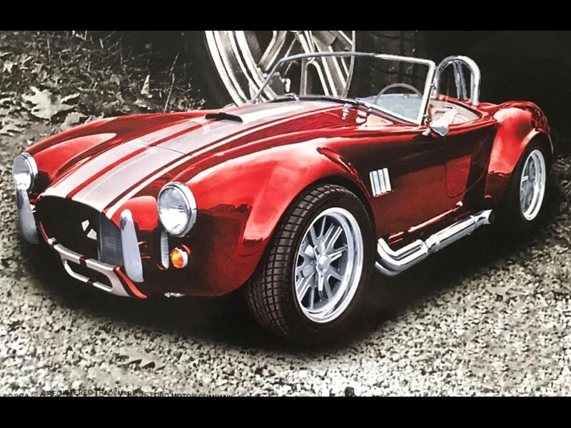 1965 Cobra Replica Shelby SV Customs