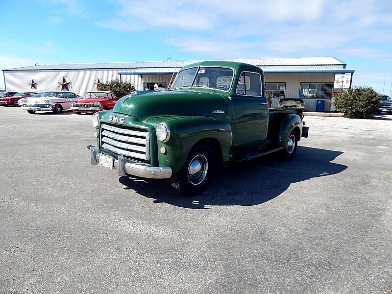 1951 GMC 1/2 Ton Pickups