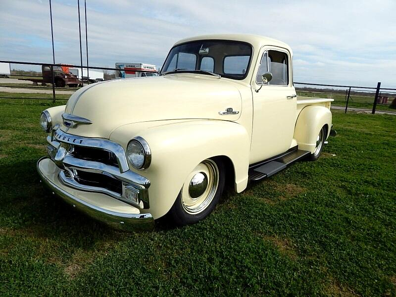 1955 Chevrolet Trucks Pickup 3100