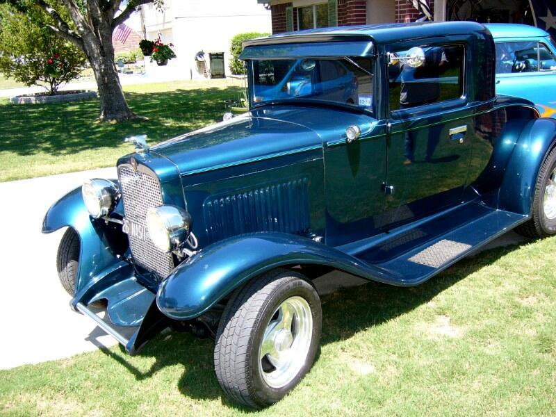1926 Nash 23B Coupe