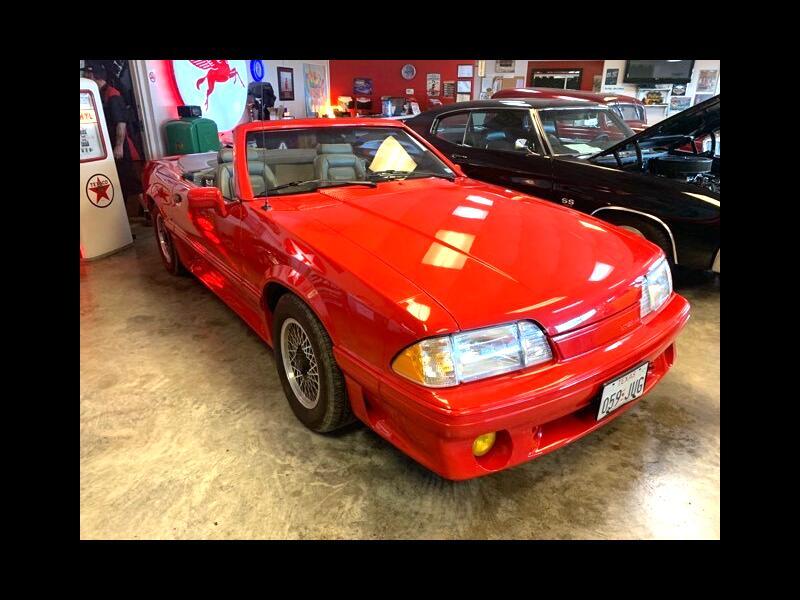 1988 Ford Mustang McLaren