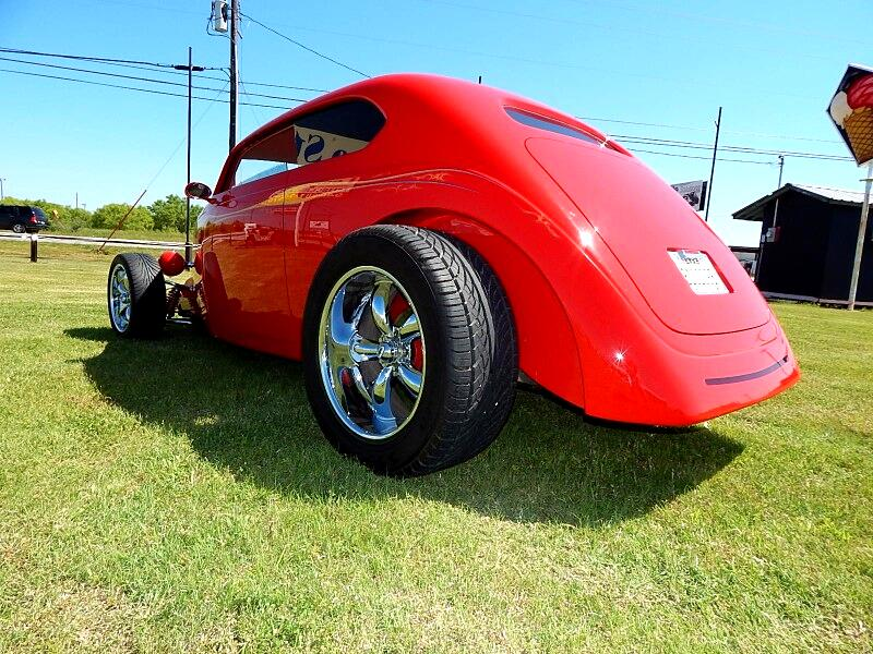 1937 Ford Custom Slamback