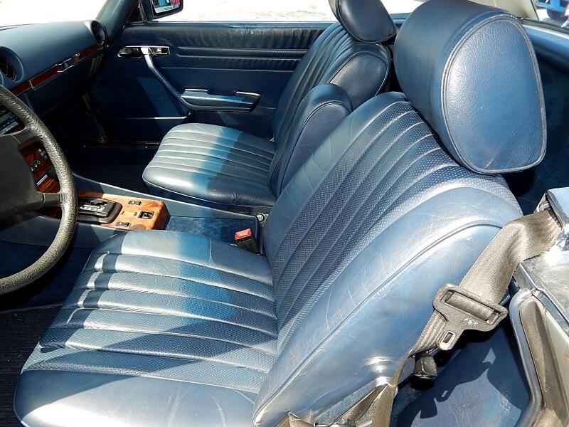 Mercedes-Benz 380 SL 1984