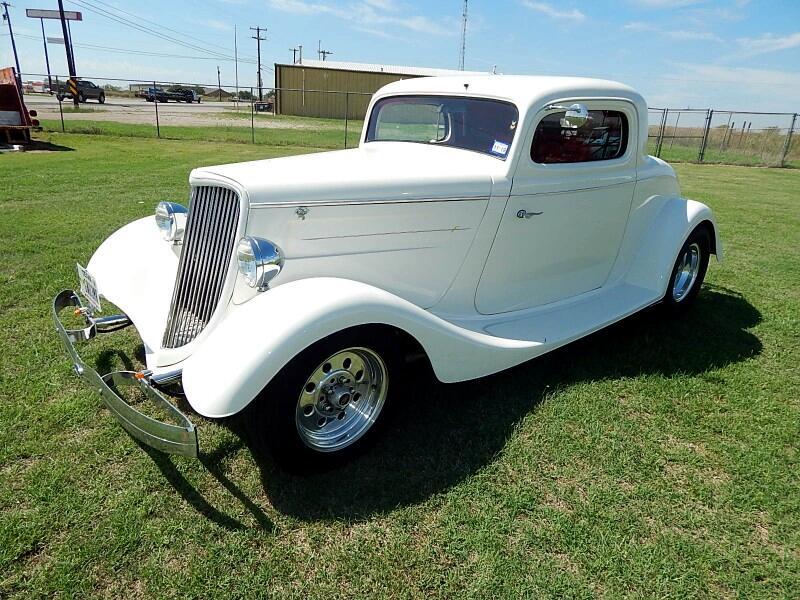Ford 3-Window  1934