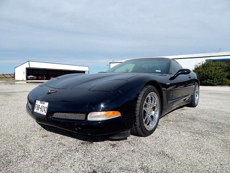 Chevrolet Corvette Z06 2002