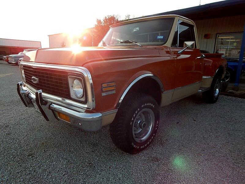 Chevrolet Trucks Pickup  1972