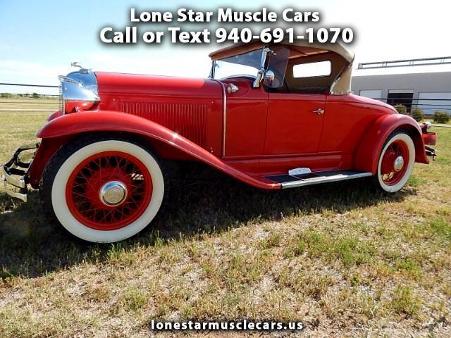 1931 Chrysler CI-6 Coupe CM6
