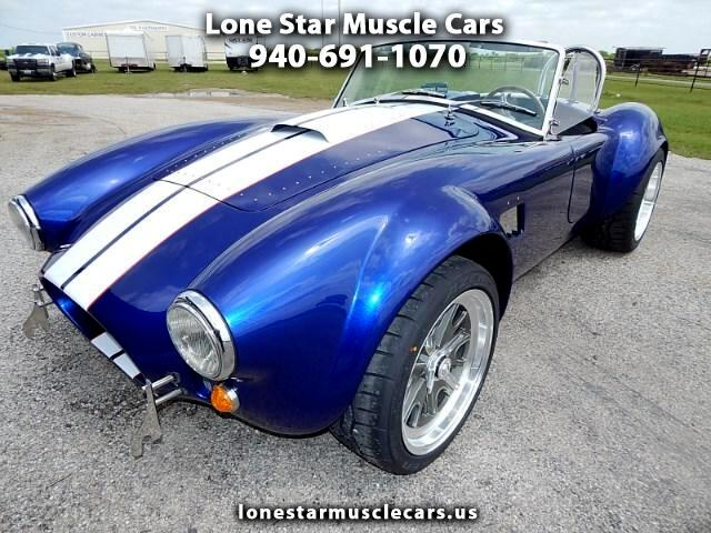 Backdraft Racing Custom Cobra  1965