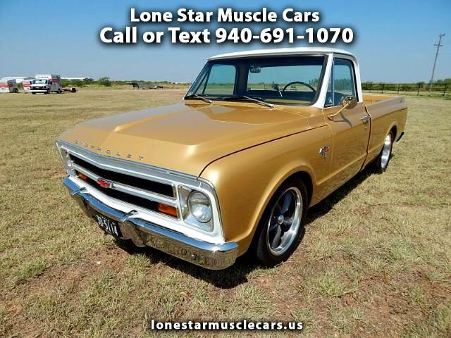 1968 Chevrolet C/K 10 Regular Cab 2WD