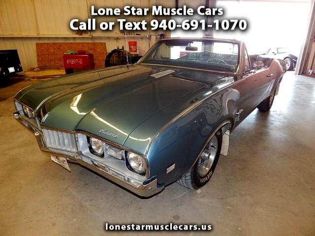 1968 Oldsmobile Cutlass Supreme Convertible