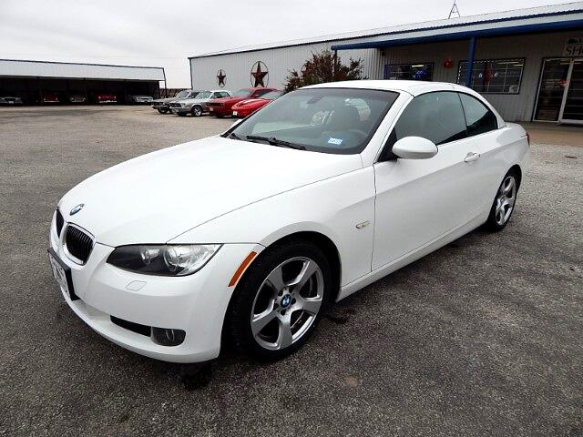BMW 3-Series 328i Convertible 2009