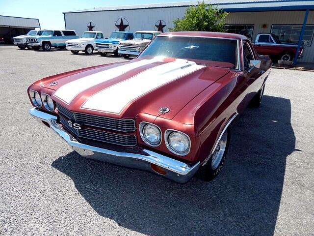 1970 Chevrolet El Camino 454
