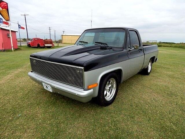 1986 Chevrolet Trucks C10 Silverado