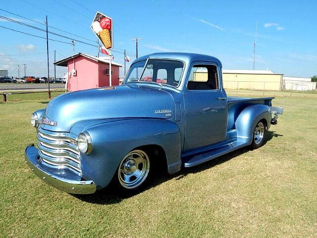1950 Chevrolet Trucks Pickup 3100