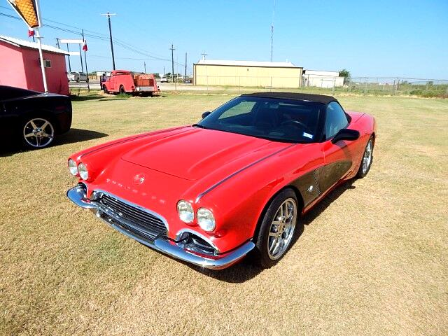 2010 Chevrolet Corvette Custom ASVE 1962 Replica