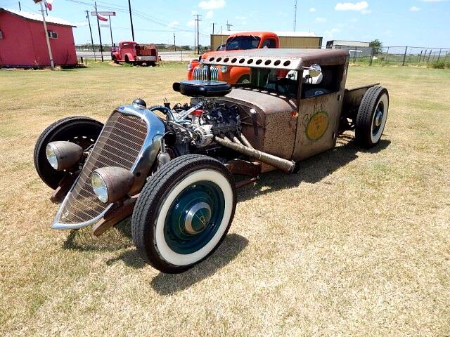 1929 Ford Model A Custom Rat Rod