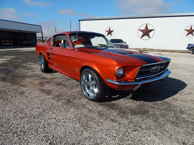 1967 Ford Mustang Fastback Resto Mod