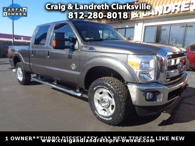 2015 Ford F-250 XLT SuperCrew 4x4