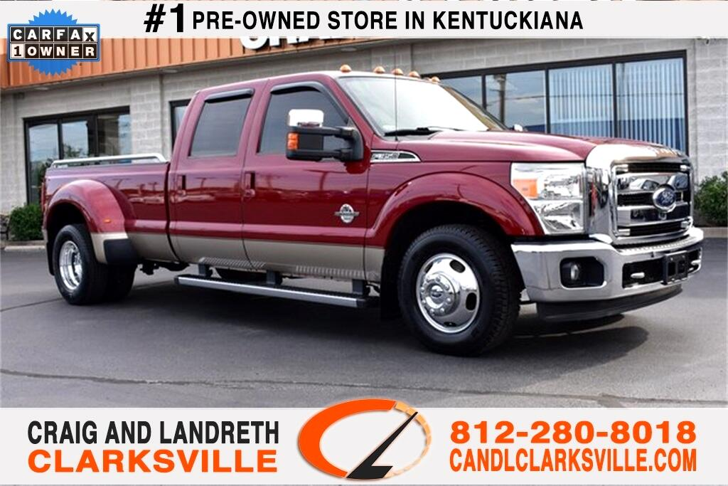 2014 Ford F-350 Lariat SuperCrew RWD