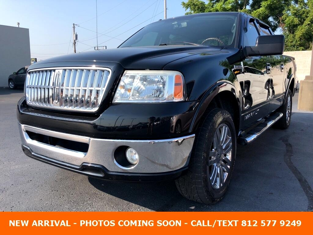 2008 Lincoln Mark LT SuperCrew 4WD