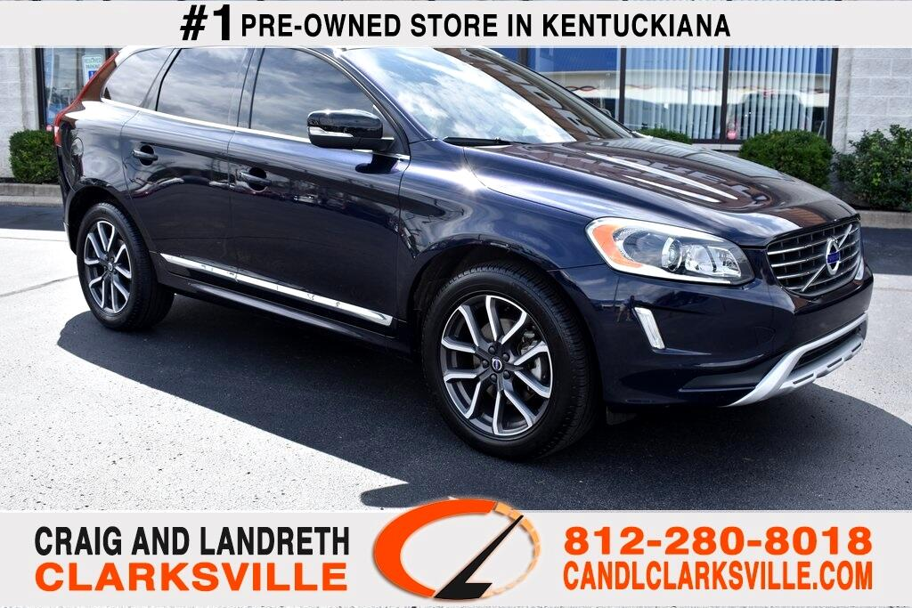used 2017 volvo xc60 t6 awd dynamic for sale in clarksville in 47129 craig and landreth pre owned. Black Bedroom Furniture Sets. Home Design Ideas