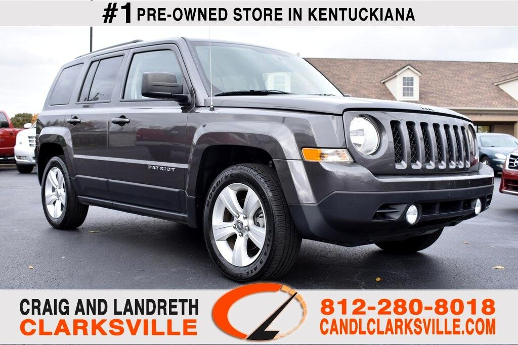 2015 Jeep Patriot FWD 4dr Latitude
