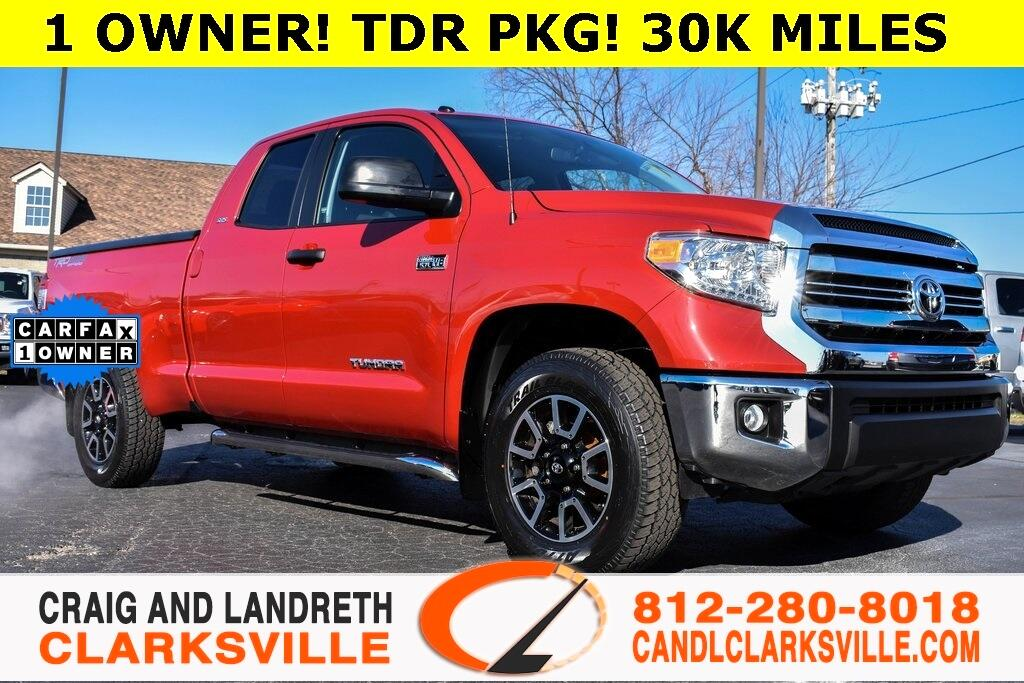 2016 Toyota Tundra TRD Off Road Double Cab 4x4