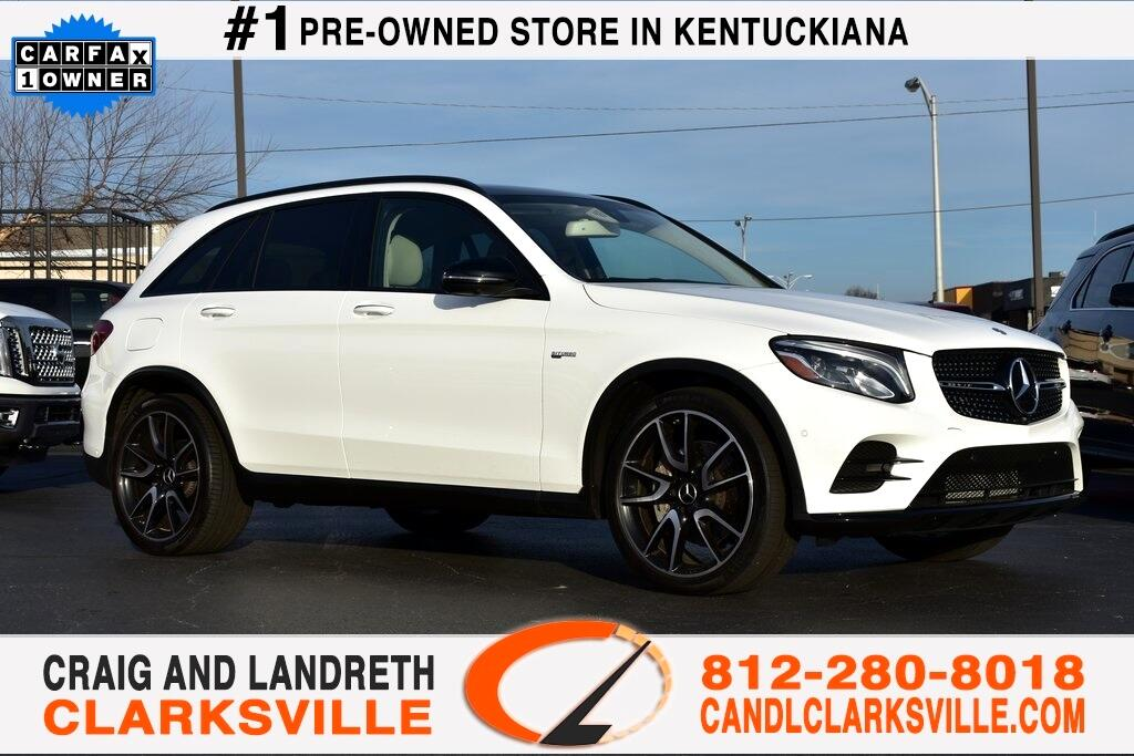 2017 Mercedes-Benz GLC AMG GLC 43 4MATIC SUV