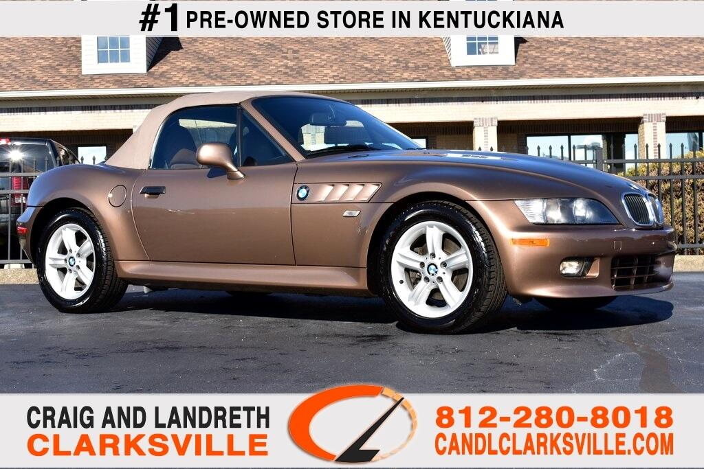 2002 BMW Z3 Z3 2dr Roadster 2.5i