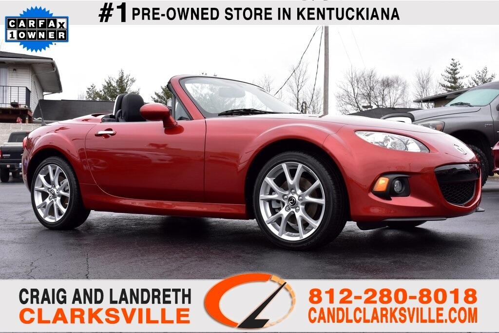 2014 Mazda MX-5 Miata 2dr Conv Hard Top Man Grand Touring
