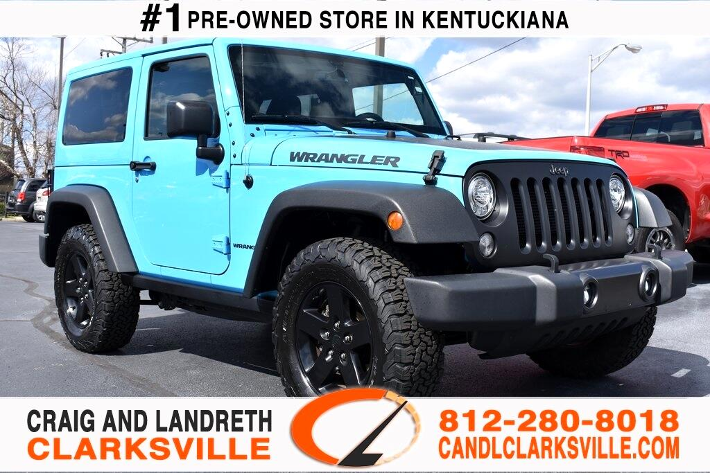 2017 Jeep Wrangler Big Bear 4x4 *Ltd Avail*