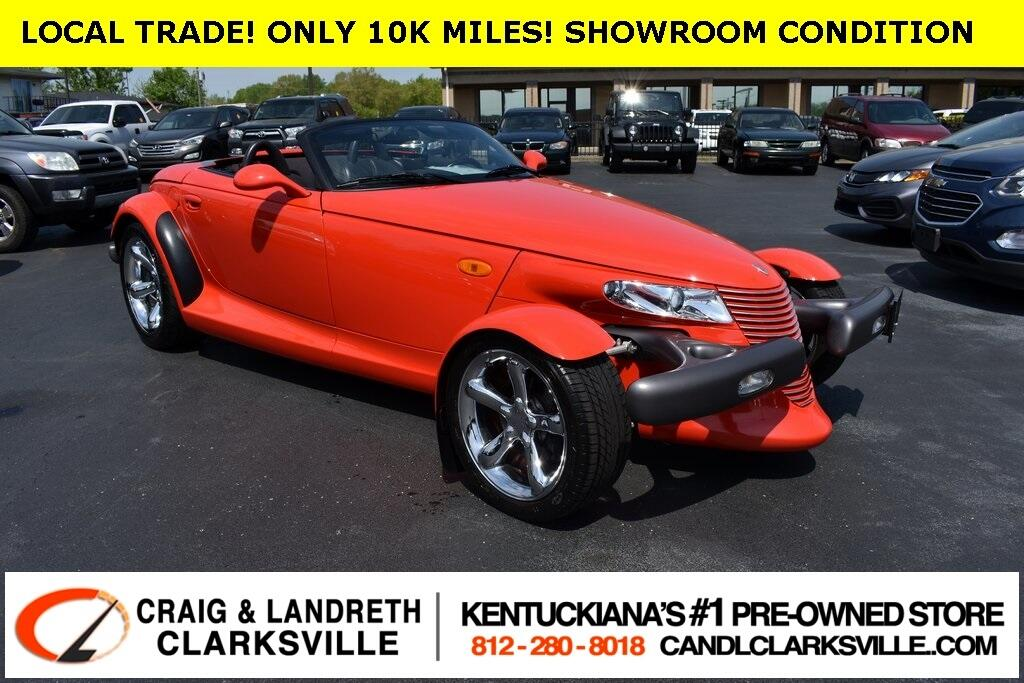 Plymouth Prowler Base 1999