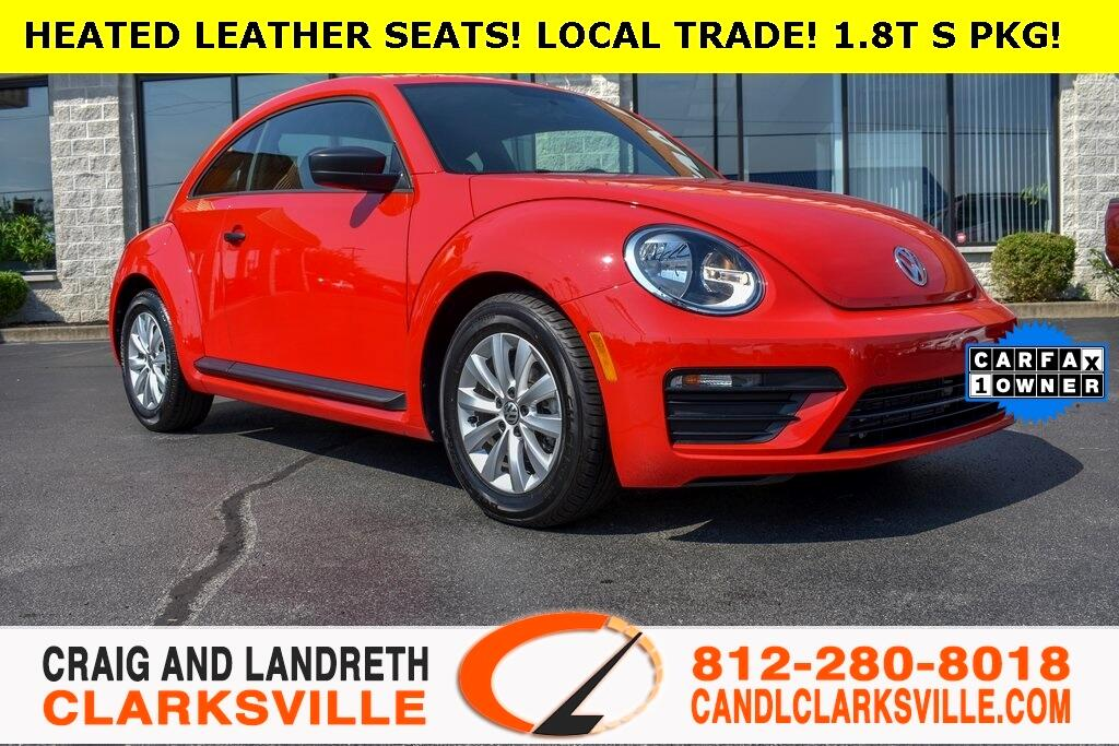 2017 Volkswagen Beetle 1.8T