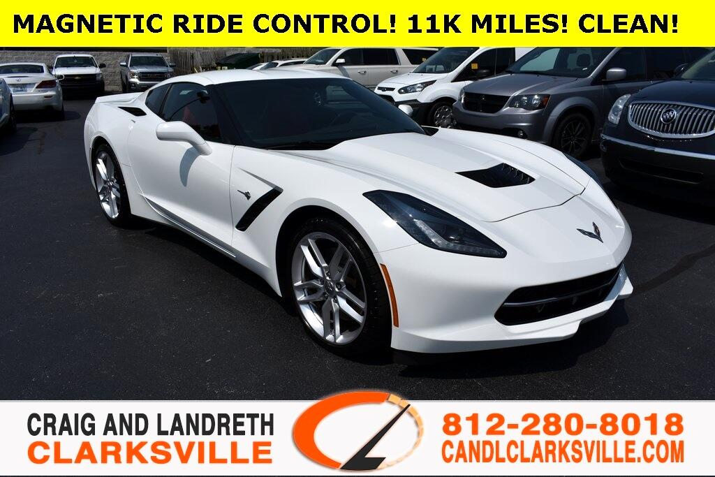 2017 Chevrolet Corvette Z51 1LT Coupe Automatic
