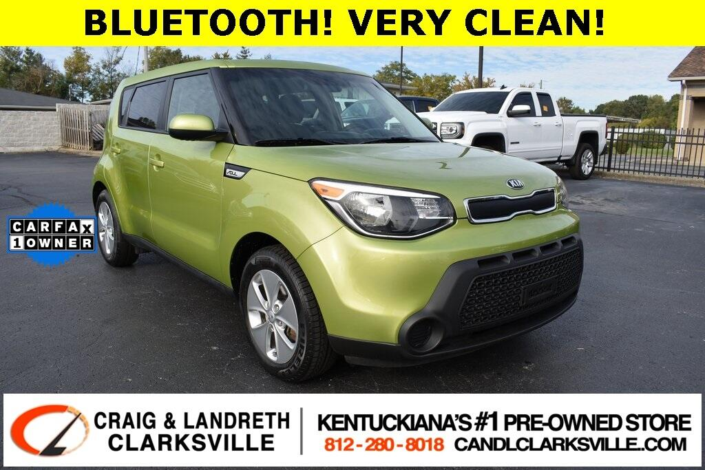 Kia Of Clarksville >> Used 2016 Kia Soul Base For Sale In Clarksville In 47129