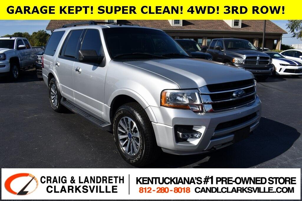 Ford Expedition King Ranch 4x4 2017
