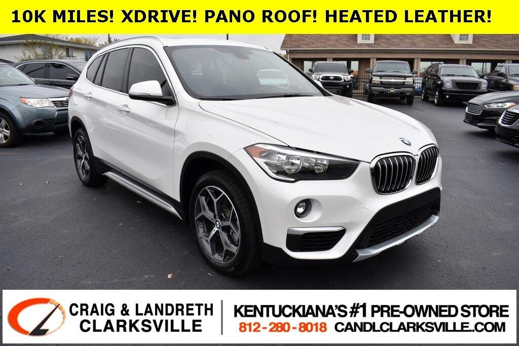 BMW X1 xDrive28i Sports Activity Vehicle 2018