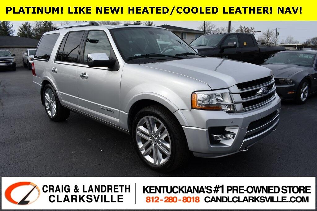 Ford Expedition Platinum 4x4 2017