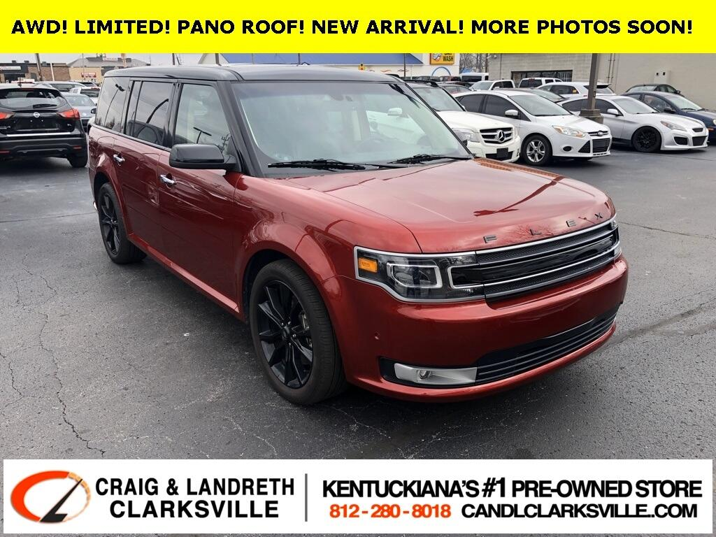 Ford Flex Limited EcoBoost AWD 2019