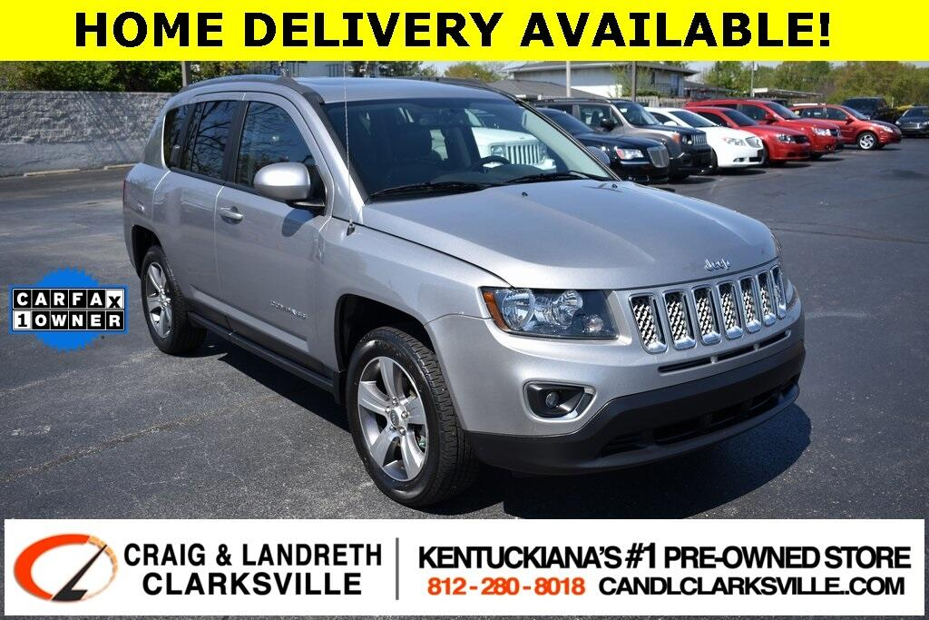 Jeep Compass High Altitude FWD 2017