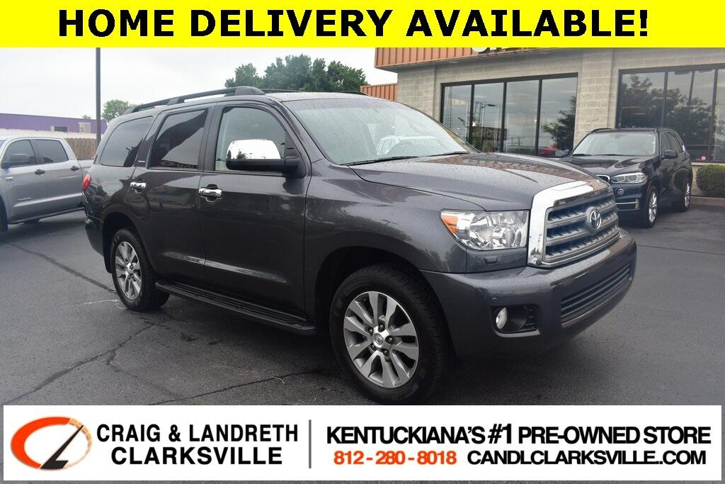 Toyota Sequoia Limited 4WD 2017