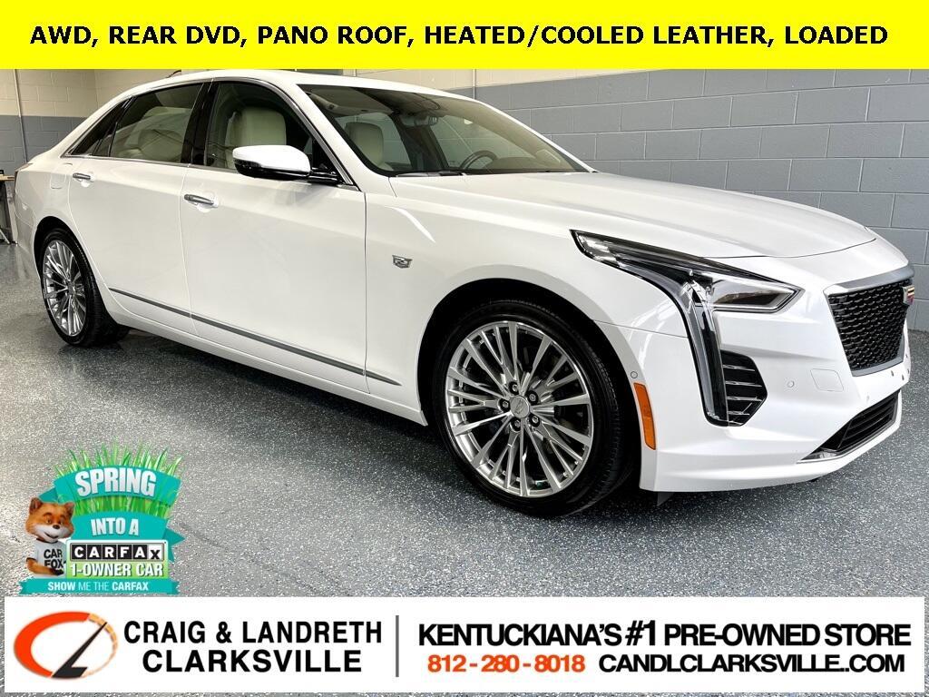 Cadillac CT6 Premium Luxury AWD 2020