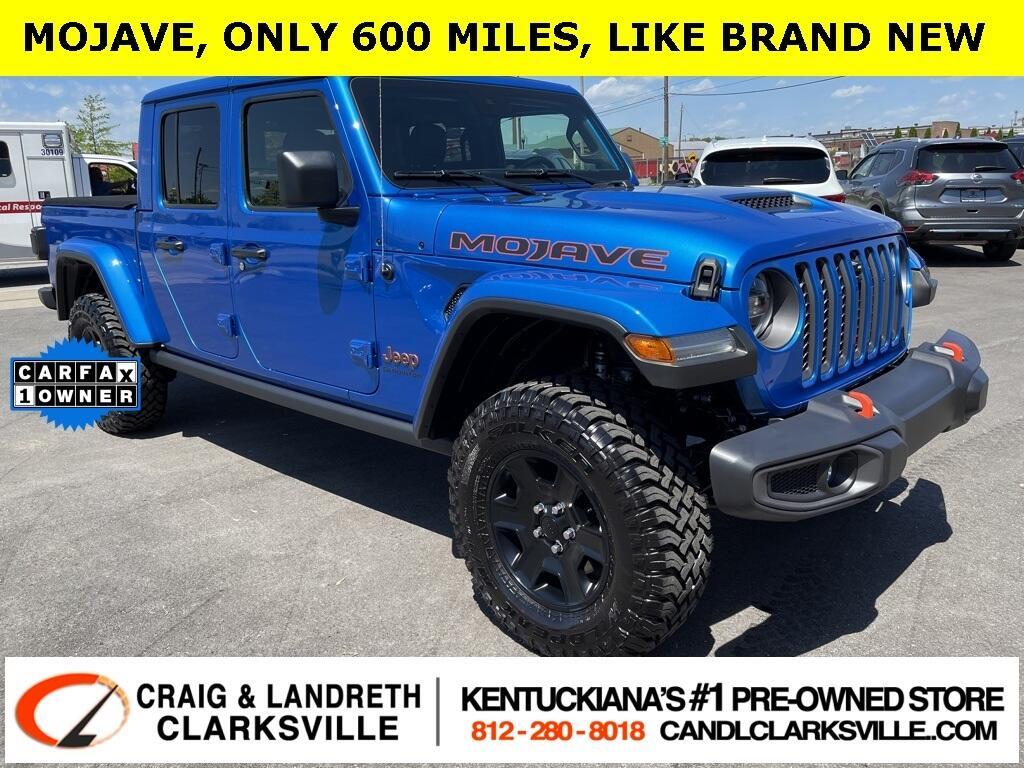 Jeep Gladiator Mojave 4x4 2021